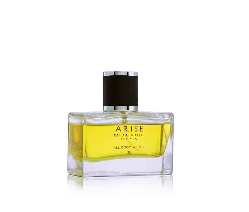 All Good Scents Arise Eau De Toilette for Men