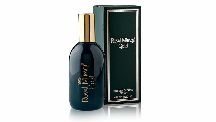 Royal Mirage Gold Perfume for Men